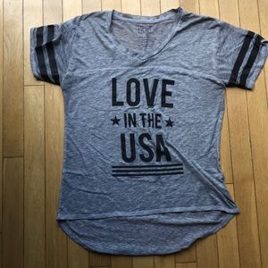 TShirt Love In The USA